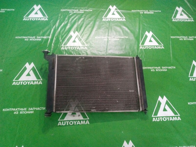 Радиатор двс Toyota Opa ACT10 1AZFSE (б/у)
