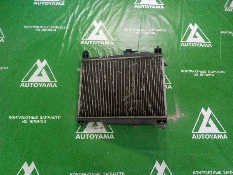 Радиатор двс Toyota Vitz SCP10 1SZFE (б/у)