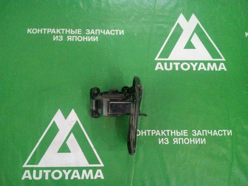 Подушка двигателя Toyota Auris NZE151 1NZFE левая (б/у)