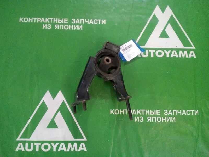 Подушка двигателя Toyota Wish ZNE10 1ZZFE задняя (б/у)