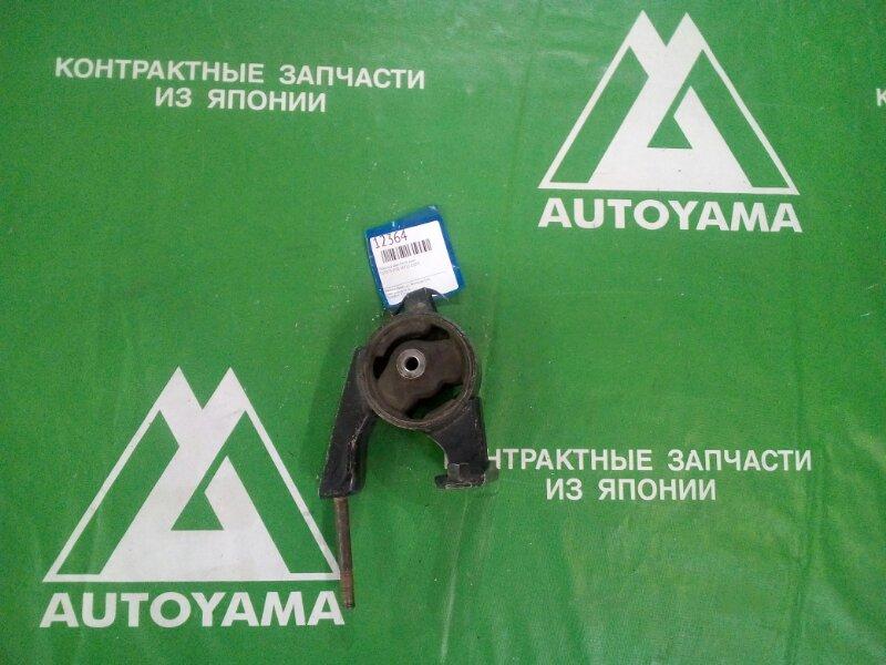 Подушка двигателя Toyota Vitz SCP10 1SZFE задняя (б/у)