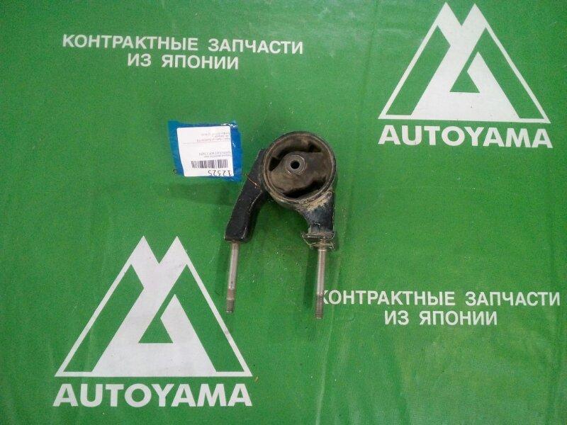 Подушка двигателя Toyota Platz NCP12 1NZFE задняя (б/у)