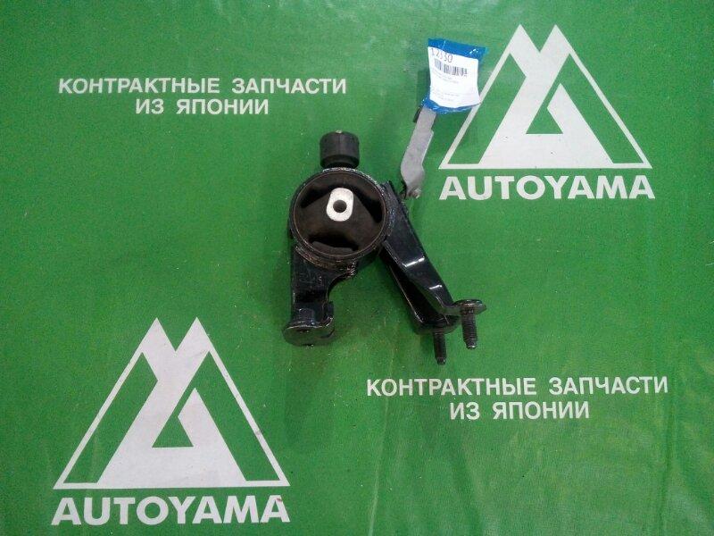 Подушка двигателя Toyota Auris NZE151 1NZFE задняя (б/у)