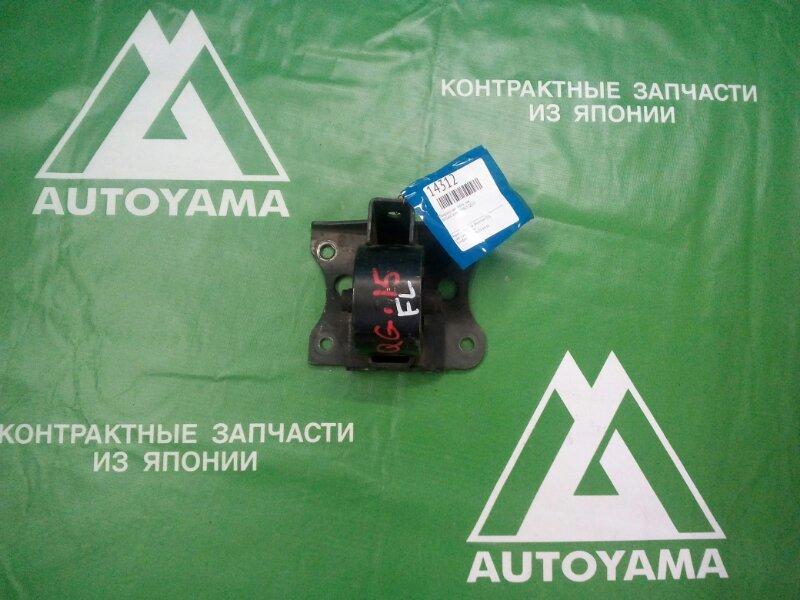 Подушка двигателя Nissan Sunny FB15 QG15 левая (б/у)