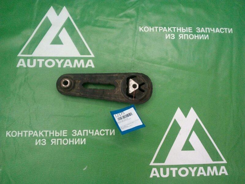 Подушка двигателя Nissan Tiida Latio C11 HR15 задняя (б/у)