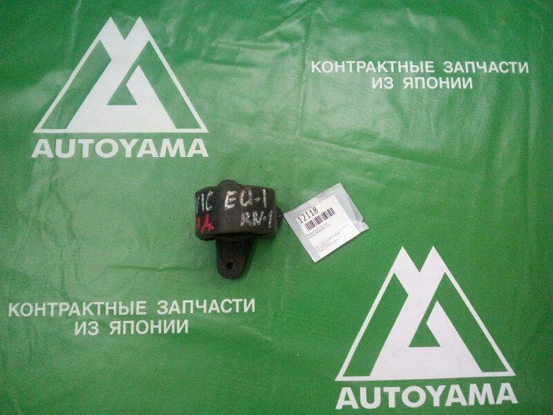Подушка двигателя Honda Stream RN1 D17A задняя (б/у)