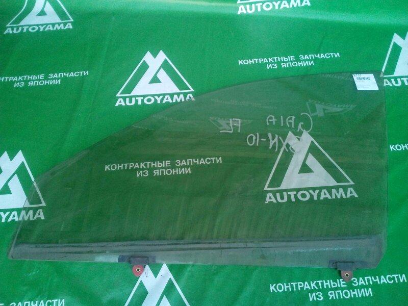 Стекло Toyota Gaia SXM10 переднее левое (б/у)