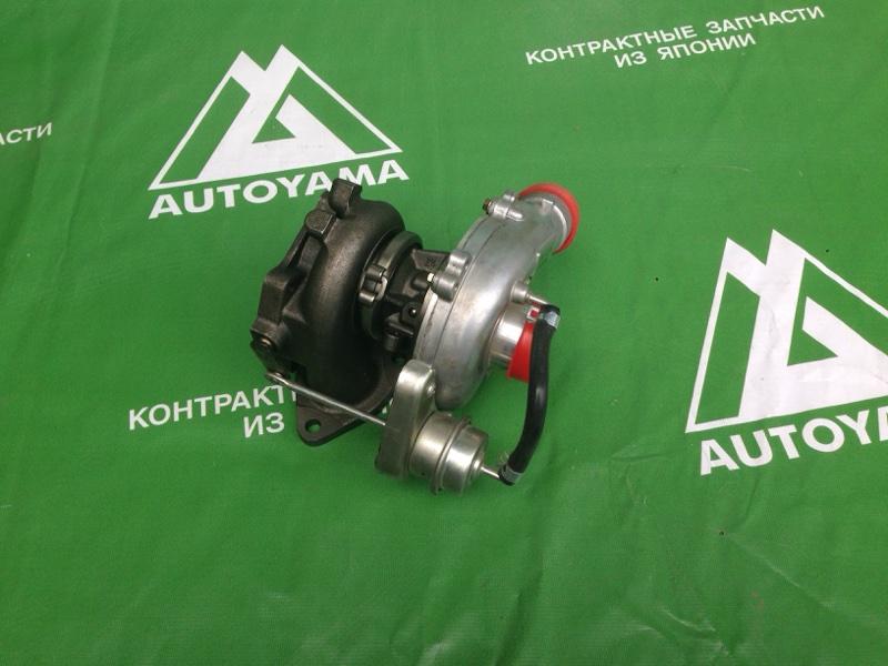 Турбина Toyota Hilux KUN15 2KDFTV