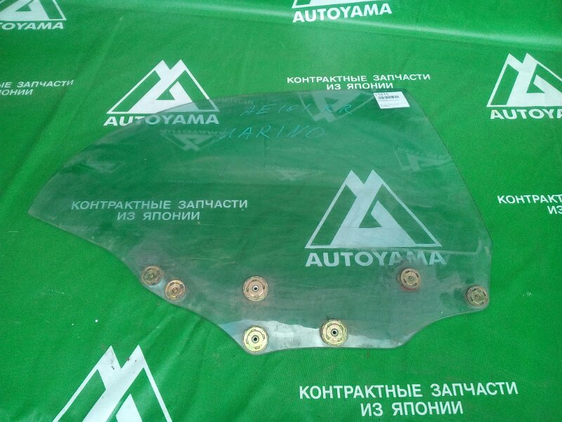 Стекло Toyota Sprinter Marino AE101 заднее правое (б/у)