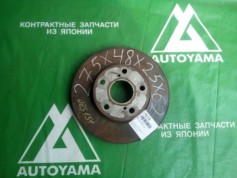 Тормозной диск Toyota Crown JZS151 1JZGE передний (б/у)