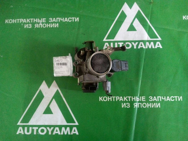 Дроссельная заслонка Nissan Cube Z10 CGA3 (б/у)