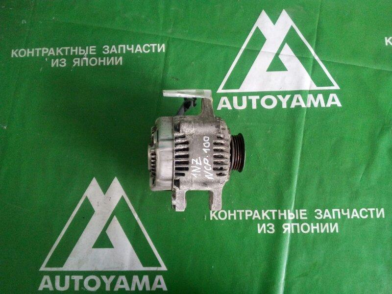 Генератор Toyota Ractis NCP100 1NZFE (б/у)