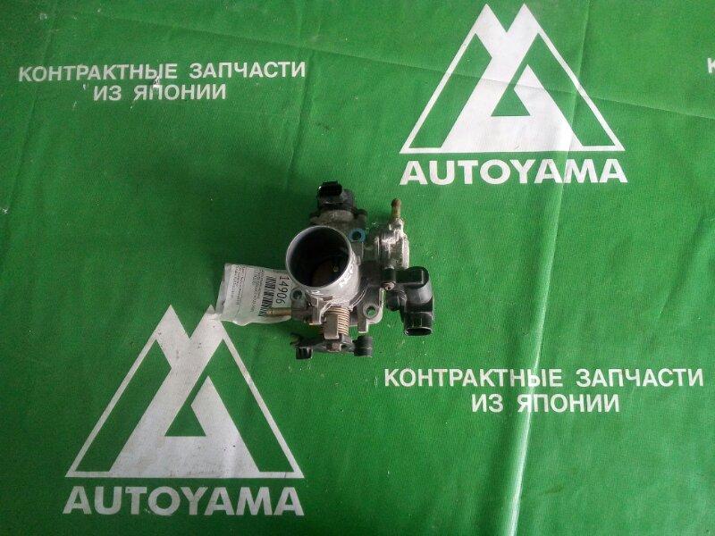 Дроссельная заслонка Toyota Funcargo NCP20 2NZFE (б/у)