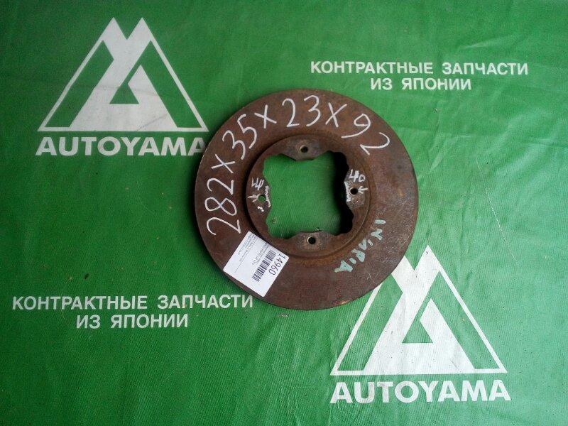 Тормозной диск Honda Inspire UA2 G25A передний (б/у)