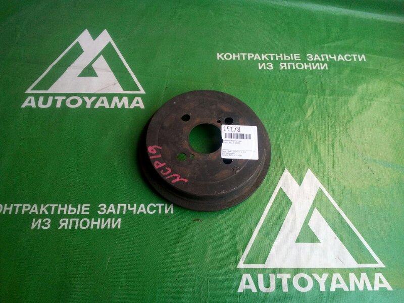 Тормозной барабан Toyota Will Vi NCP19 2NZFE задний (б/у)