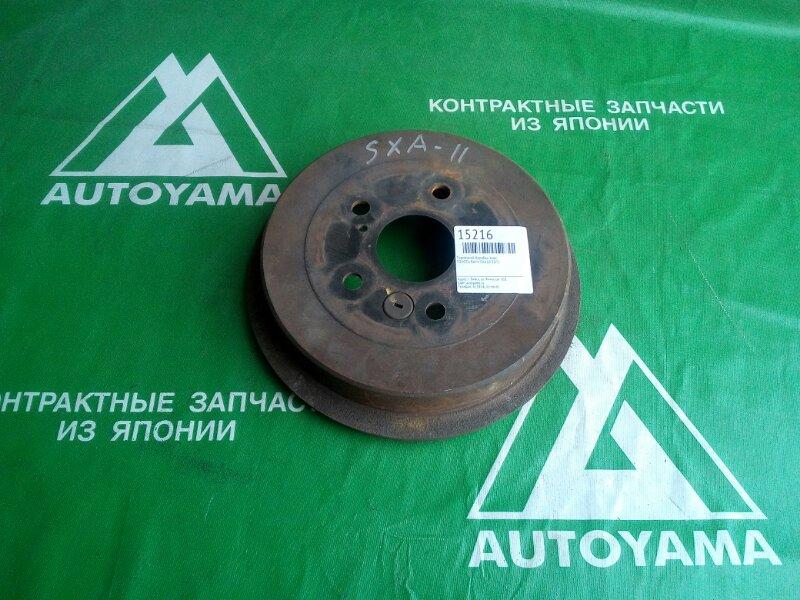 Тормозной барабан Toyota Rav4 SXA10 3SFE задний (б/у)