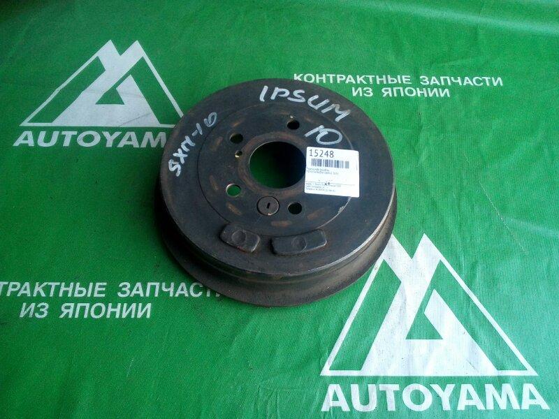 Тормозной барабан Toyota Nadia SXM10 3SFE задний (б/у)