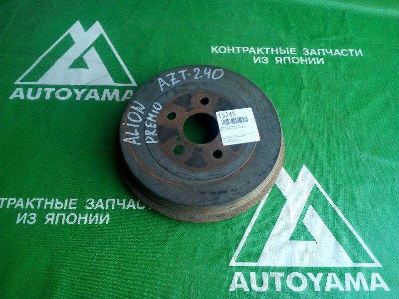 Тормозной барабан Toyota Premio AZT240 1AZFSE задний (б/у)