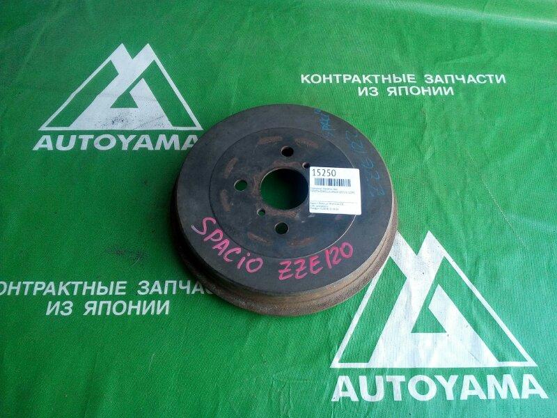 Тормозной барабан Toyota Corolla Spacio ZZE120 1ZZFE задний (б/у)