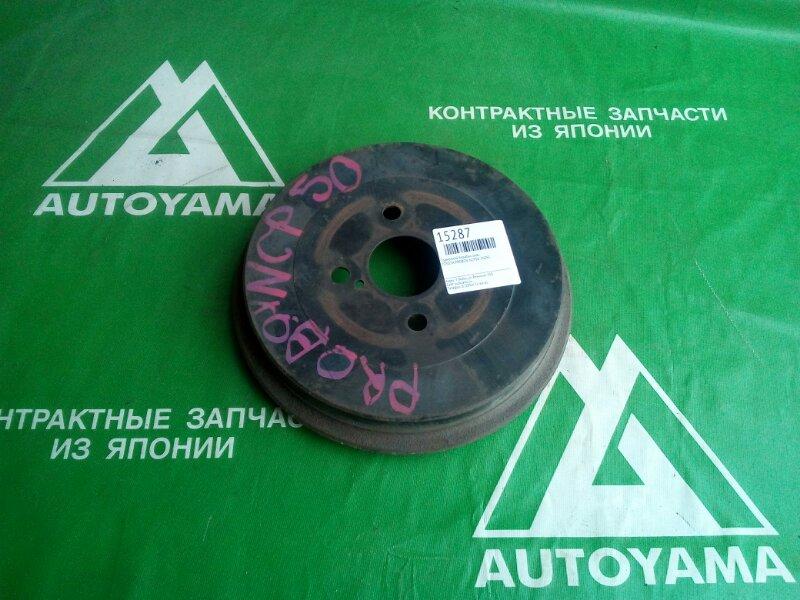 Тормозной барабан Toyota Probox NCP50 1NZFE задний (б/у)