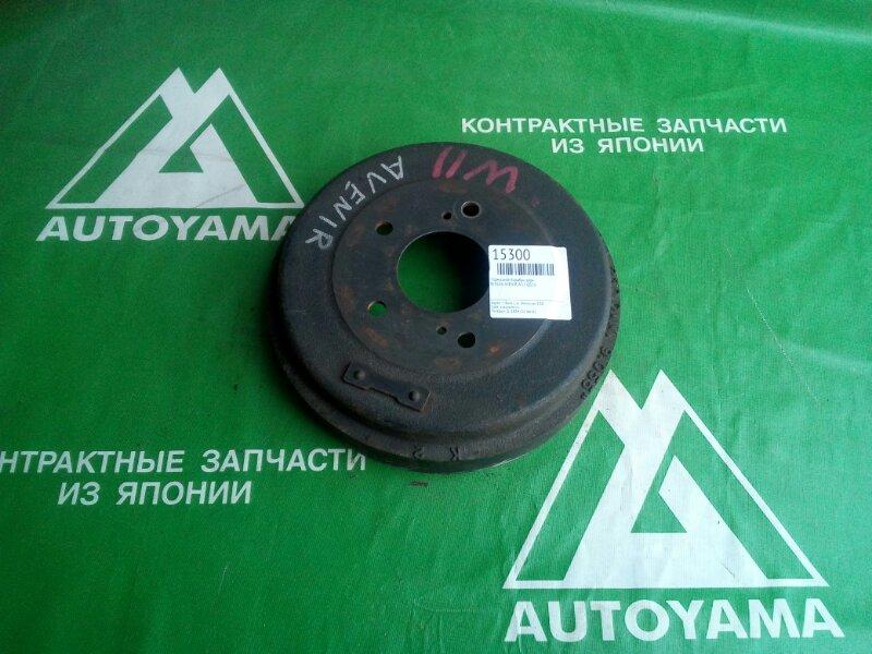 Тормозной барабан Nissan Avenir W11 QG18 задний (б/у)