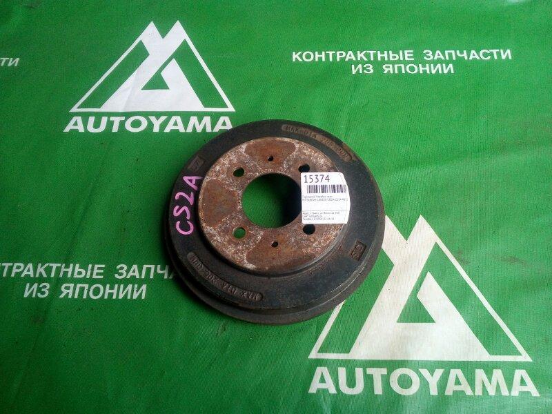 Тормозной барабан Mitsubishi Lancer Cedia CS2A 4G15 задний (б/у)
