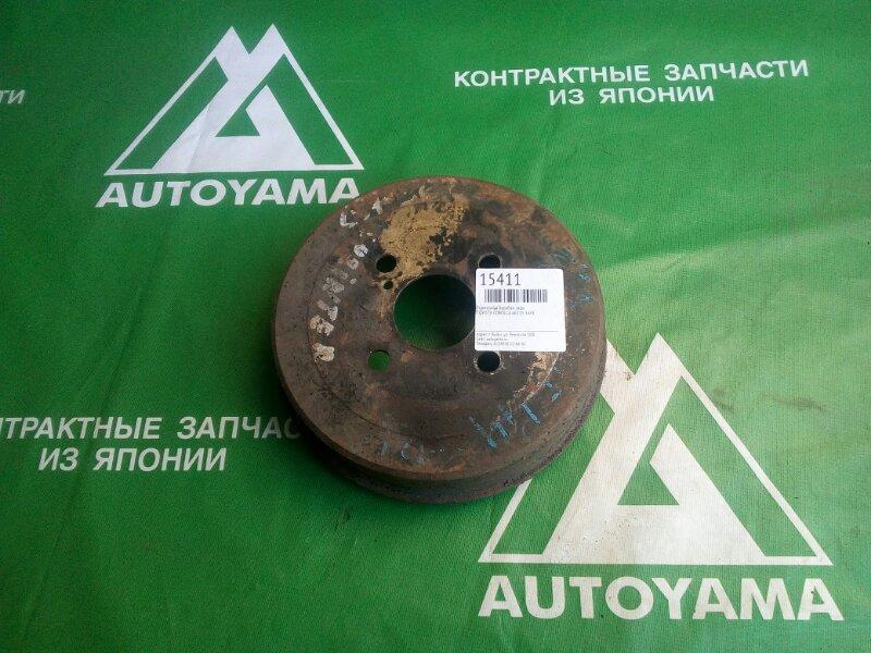 Тормозной барабан Toyota Sprinter Carib AE115 5AFE задний (б/у)