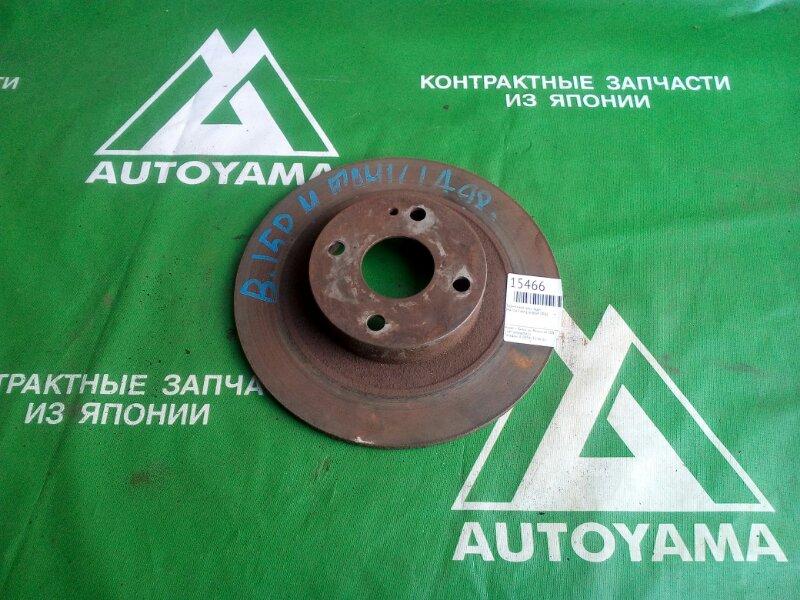 Тормозной диск Mazda Familia BJ5P FPDE задний (б/у)