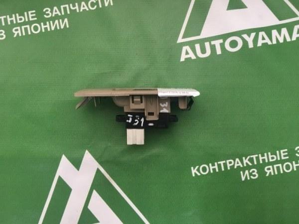 Кнопка стеклоподъемника Nissan Teana J31 VQ23 задняя левая (б/у)