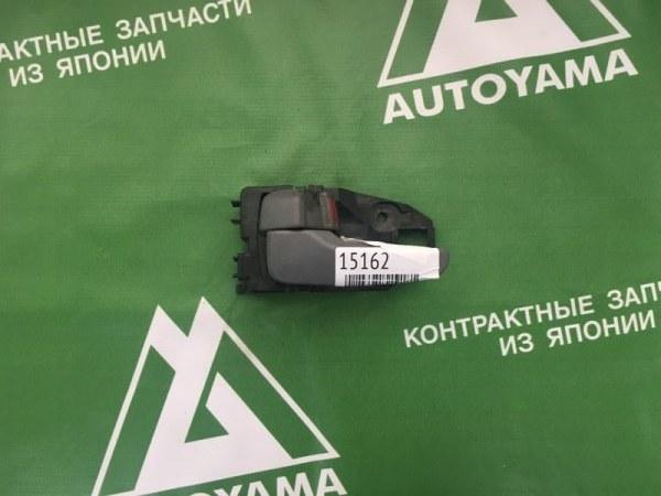 Ручка двери внутренняя Mitsubishi Lancer Cedia CS2A 4G15 передняя левая (б/у)