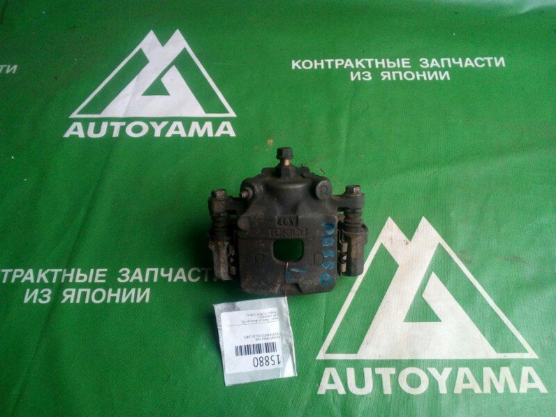 Суппорт Toyota Passo KGC10 1KRFE передний правый (б/у)