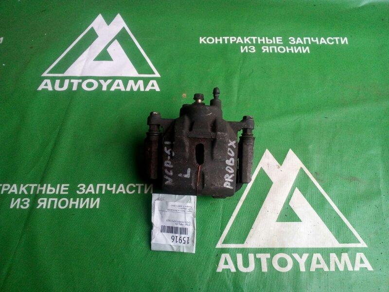 Суппорт Toyota Probox NCP51 1NZFE передний левый (б/у)