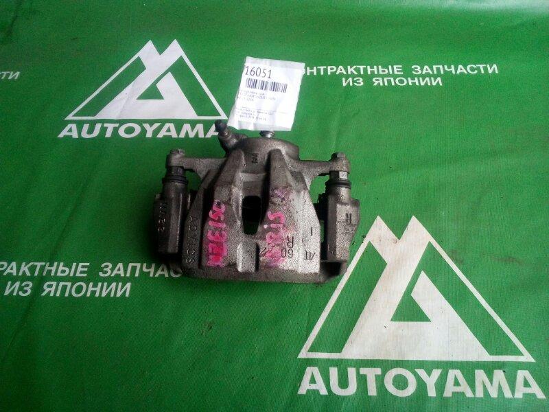 Суппорт Toyota Auris NZE151 1NZFE передний правый (б/у)