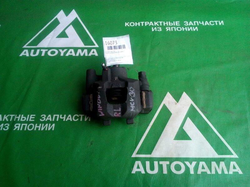 Суппорт Toyota Windom MCV30 1MZFE задний левый (б/у)