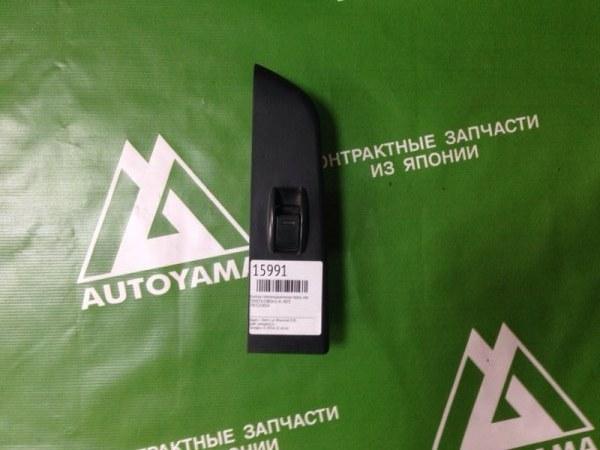Кнопка стеклоподъемника Toyota Corsa EL41 4EFE передняя левая (б/у)