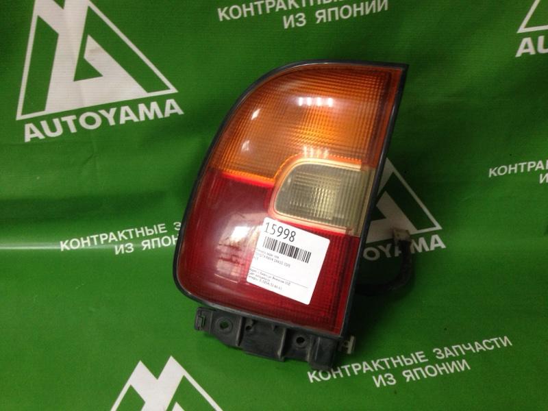 Фонарь Toyota Rav4 SXA10 3SFE задний левый (б/у)