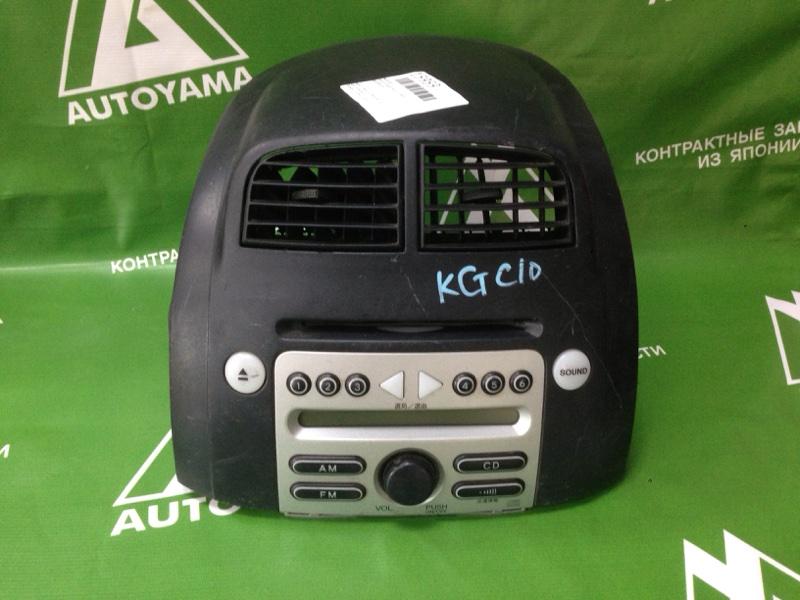 Магнитола Toyota Passo KGC10 1KRFE (б/у)