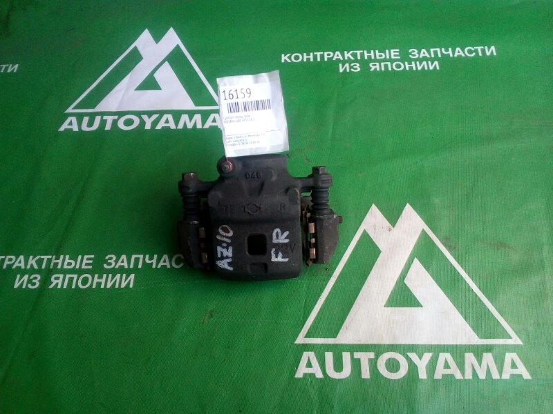 Суппорт Nissan Cube AZ10 CG13 передний правый (б/у)