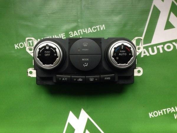 Блок управления климат-контролем Mazda Cx-7 ER3P L3VDT 2007 (б/у)
