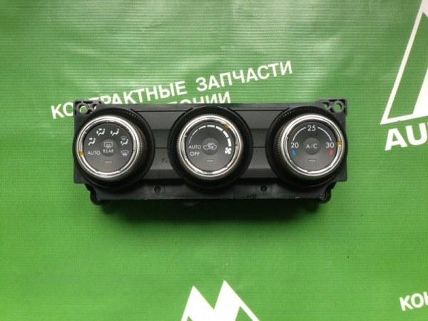 Блок управления климат-контролем Subaru Forester SJ5 FA20 (б/у)