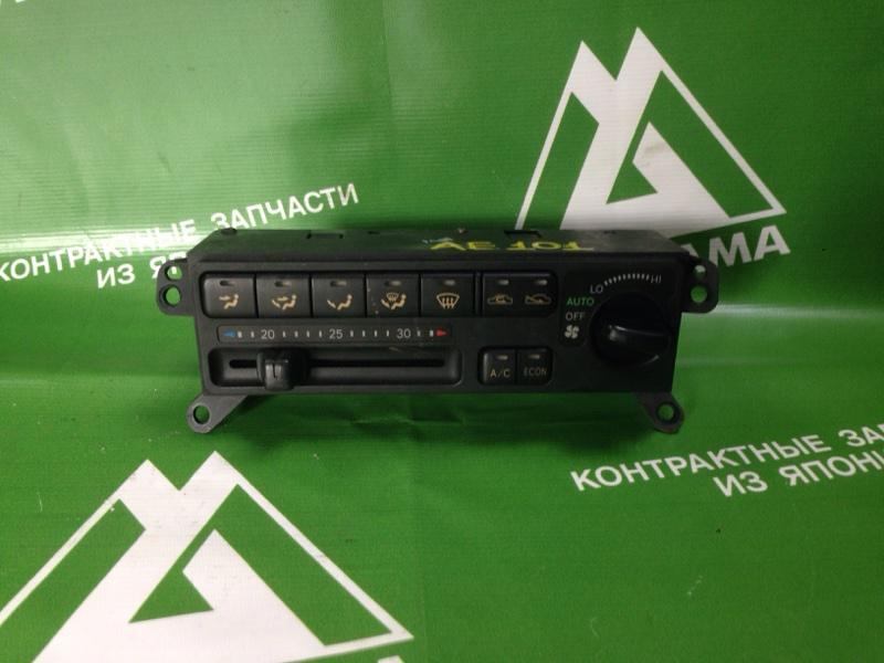 Блок управления климат-контролем Toyota Sprinter Marino AE101 4AFE (б/у)