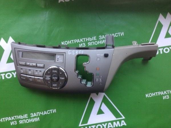 Блок управления климат-контролем Toyota Estima GSR55 2GRFE (б/у)