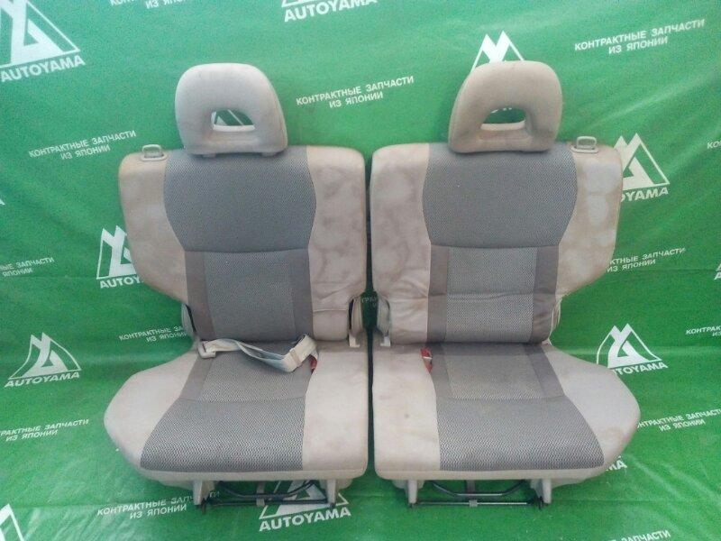 Сиденье Toyota Rav4 ACA21 1AZFSE 2000 заднее (б/у)