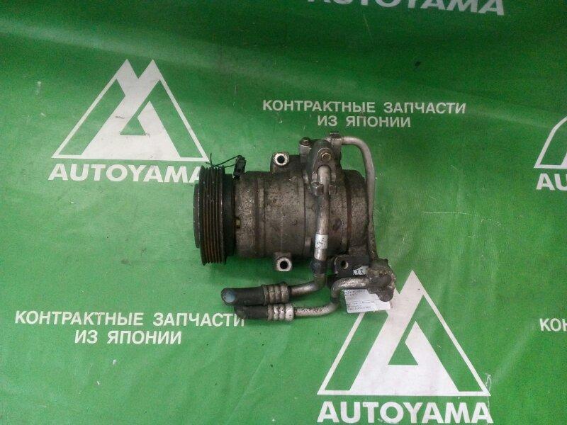 Компрессор кондиционера Mazda Mpv LW3W L3 (б/у)
