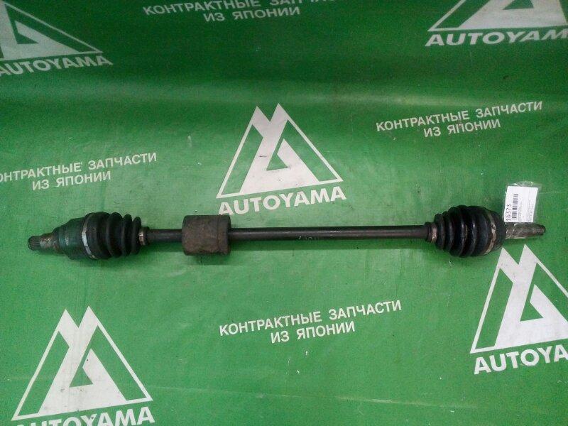Привод Toyota Duet M100A EJDE передний правый (б/у)