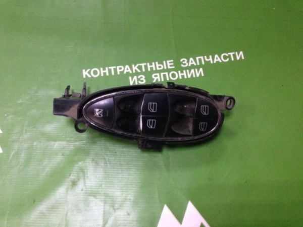 Блок управления стеклами Mercedes-Benz E-Class W211 передний левый (б/у)