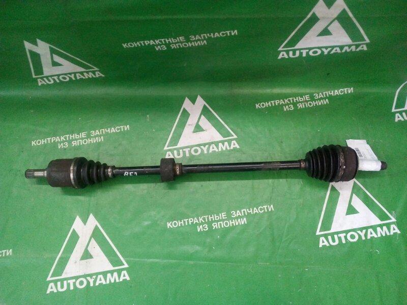 Привод Honda Edix BE1 D17A передний левый (б/у)