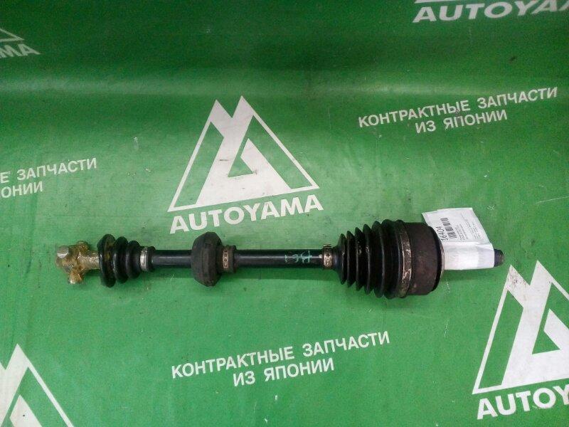 Привод Honda Edix BE1 D17A передний правый (б/у)