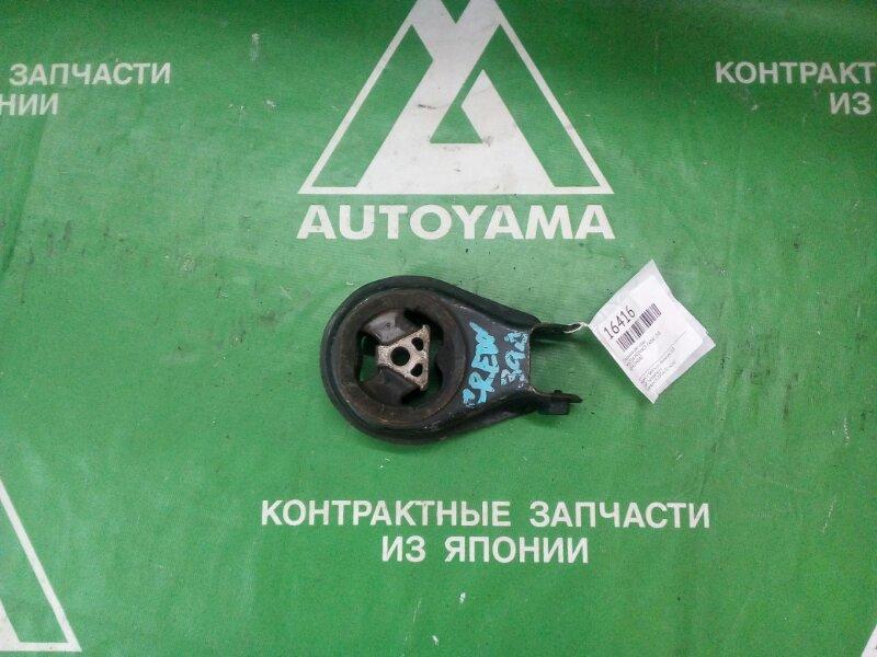 Подушка двигателя Mazda Premacy CREW L3VE задняя (б/у)