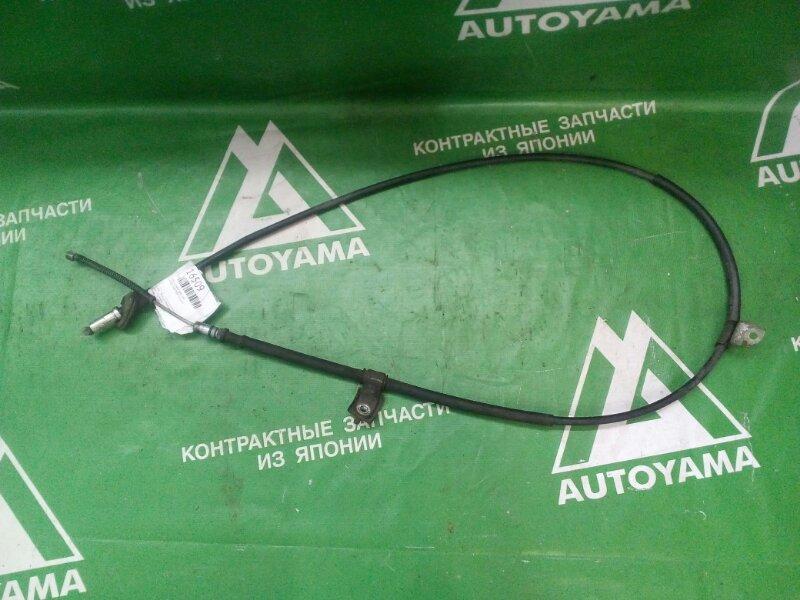 Трос ручника Honda Partner GJ3 L15A задний левый (б/у)